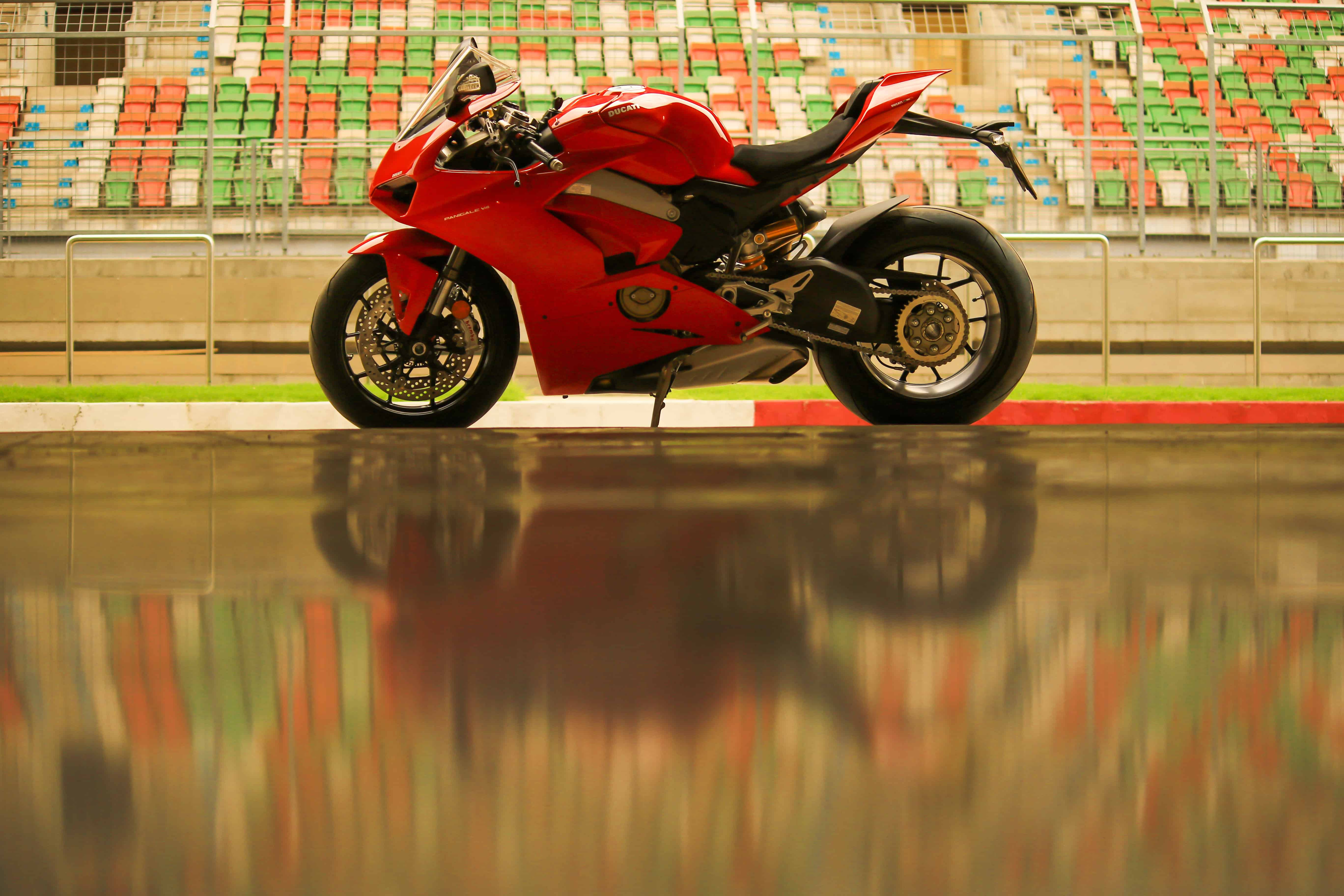ducati panigale photography